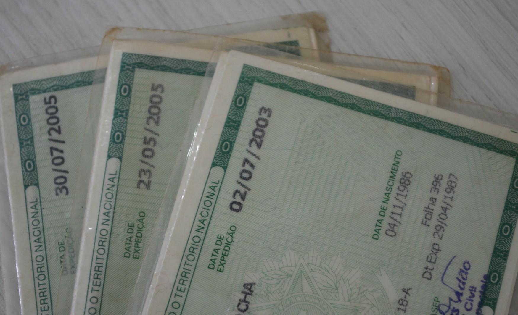 Procura por emissão gratuita de documentos tem aumento em Belém, Paragominas e Santarém, no PA - Notícias - Plantão Diário
