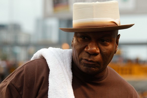 O ator Ving Rhames (Foto: Getty Images)