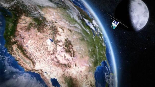 As comunicações atuais com naves espaciais são feitas por meio de sinais enviados por vários telescópios (Foto: Getty Images/BBC)