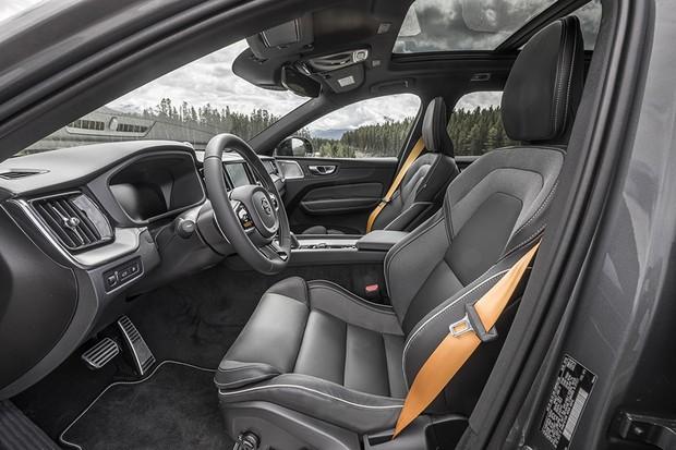 XC60 interior (Foto: Divulgação)
