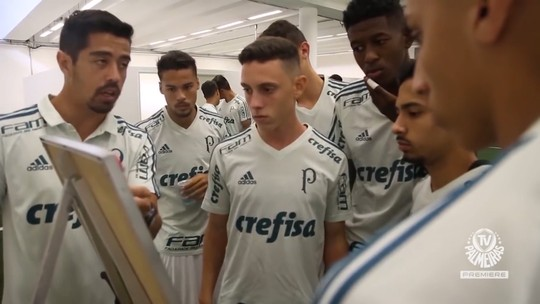 TV Palmeiras - Técnico Artur Itiro analisa ano histórico da base do Palmeiras