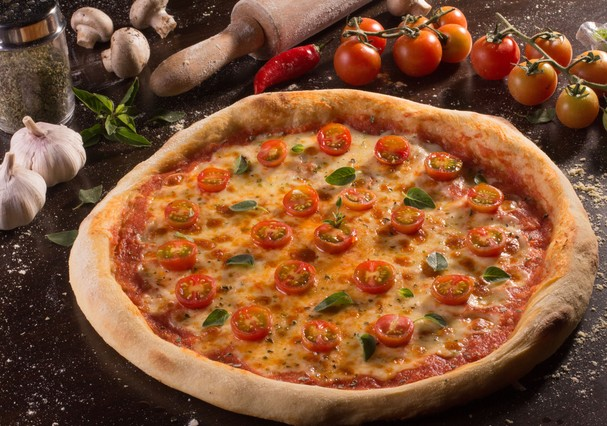 Pizza marguerita (Foto: Thinkstock)