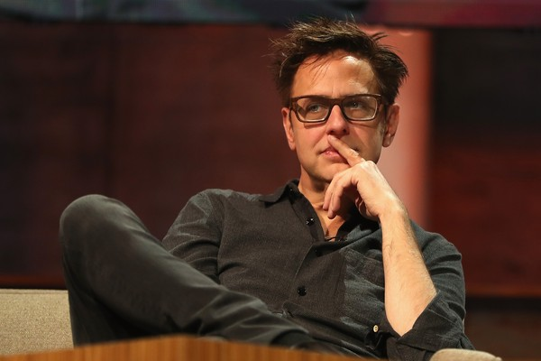 O diretor James Gunn (Foto: Getty Images)