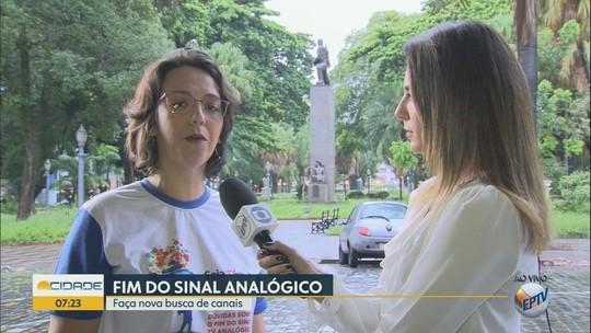EPTV Ribeirão: Veja como se preparar para receber o sinal digital