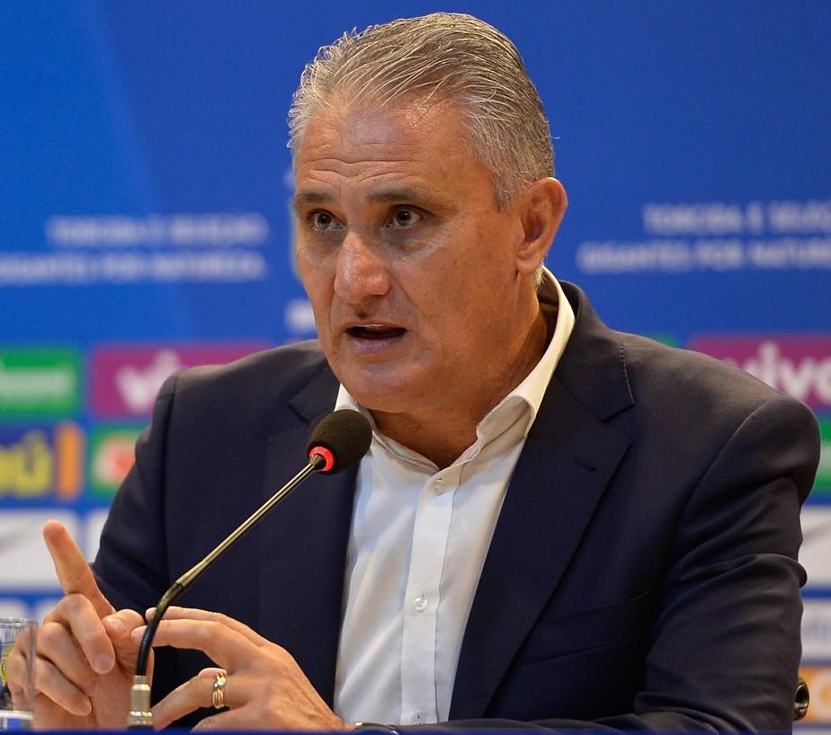 Caras novas: Tite chama Cássio e Luan para duelos contra Equador e Colômbia