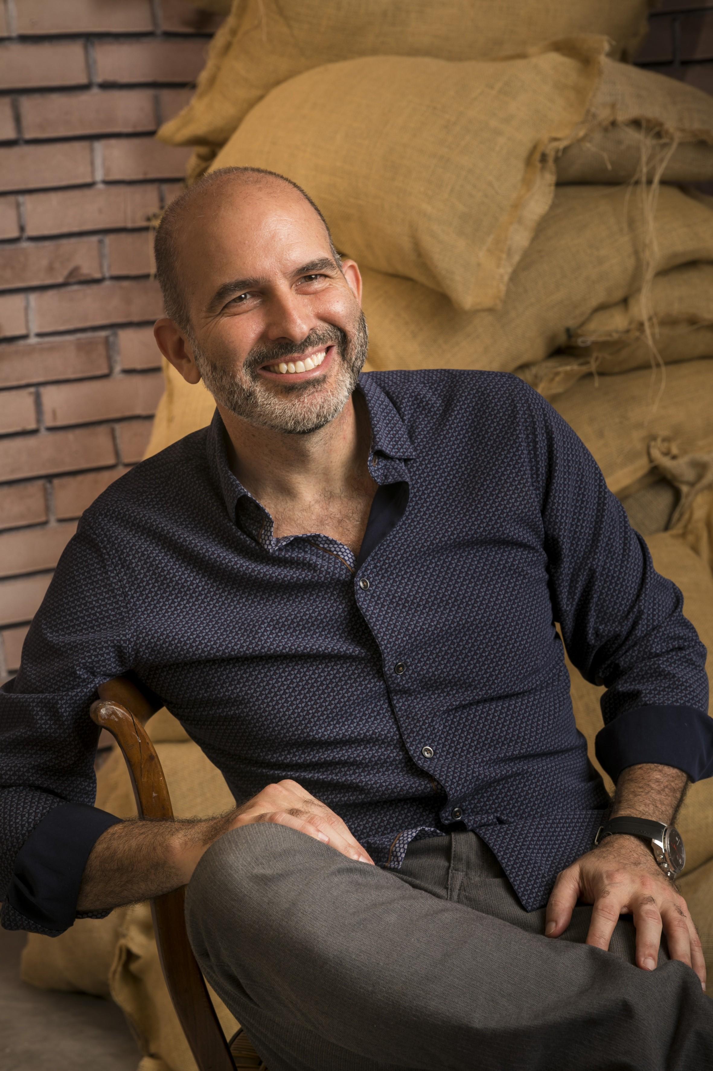Marcos Bernstein, autor de Orgulho e Paixão, nova novela das seis (Foto: Divulgação)