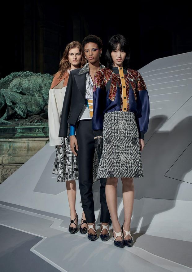 Looks do inverno 2018/19 da Louis Vuitton (Foto: Corey Tenold, Christine Spengler/divulgação, Collier Schorr/divulgação, Imaxtree)