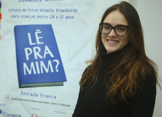 Isabelle Drummond (Foto: Anderson Borde/AgNews )