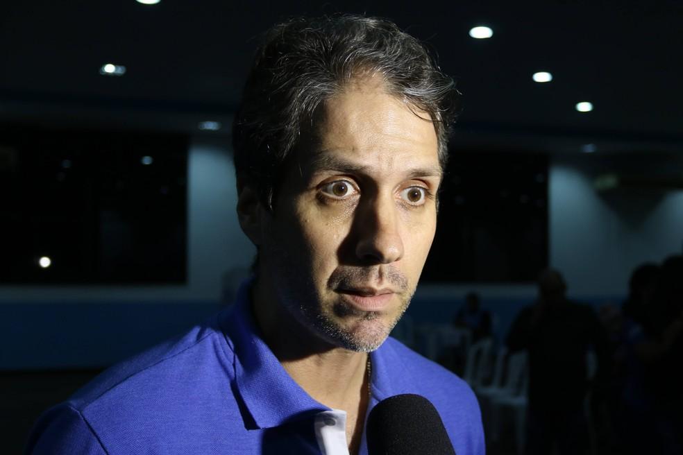 """Ricardo Gluck Paul admite """"dívida histórica"""" com uma das fornecedoras da marca Lobo — Foto: Cristino Martins/O Liberal"""