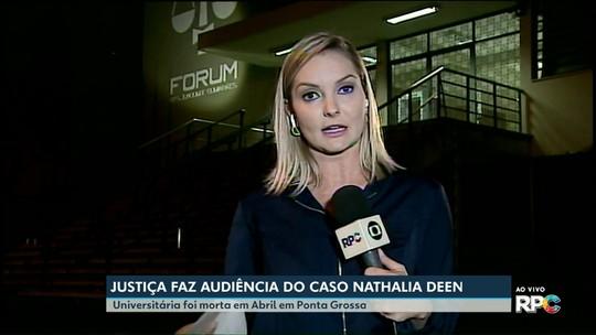Justiça faz audiência de ex-namorado acusado de matar estudante de agronomia em Ponta Grossa