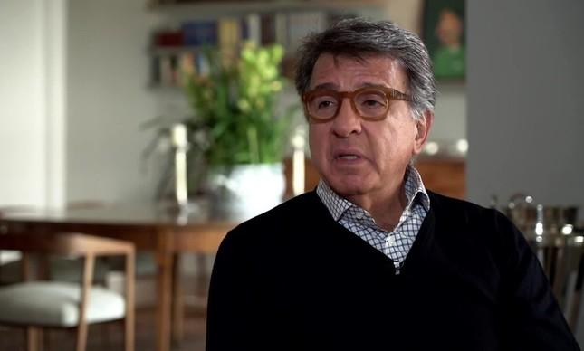 O empresário Paulo Marinho, ex-aliado de Flávio Bolsonaro