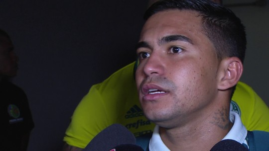 """Dudu admite ter """"deslocado"""" adversário em primeiro gol do Palmeiras; veja vídeo"""