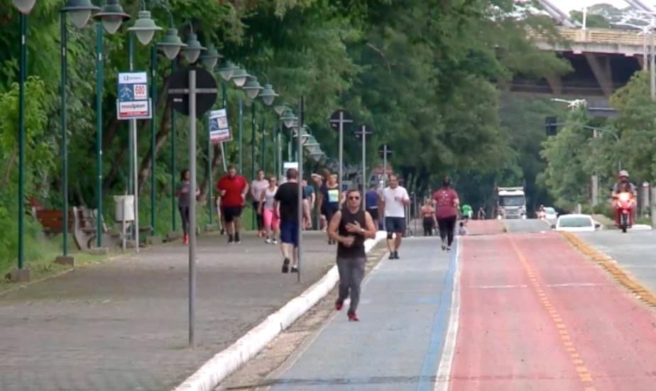 Para conter o coronavírus, novo decreto estabelece fiscalização de atividades esportivas em locais públicos de Teresina