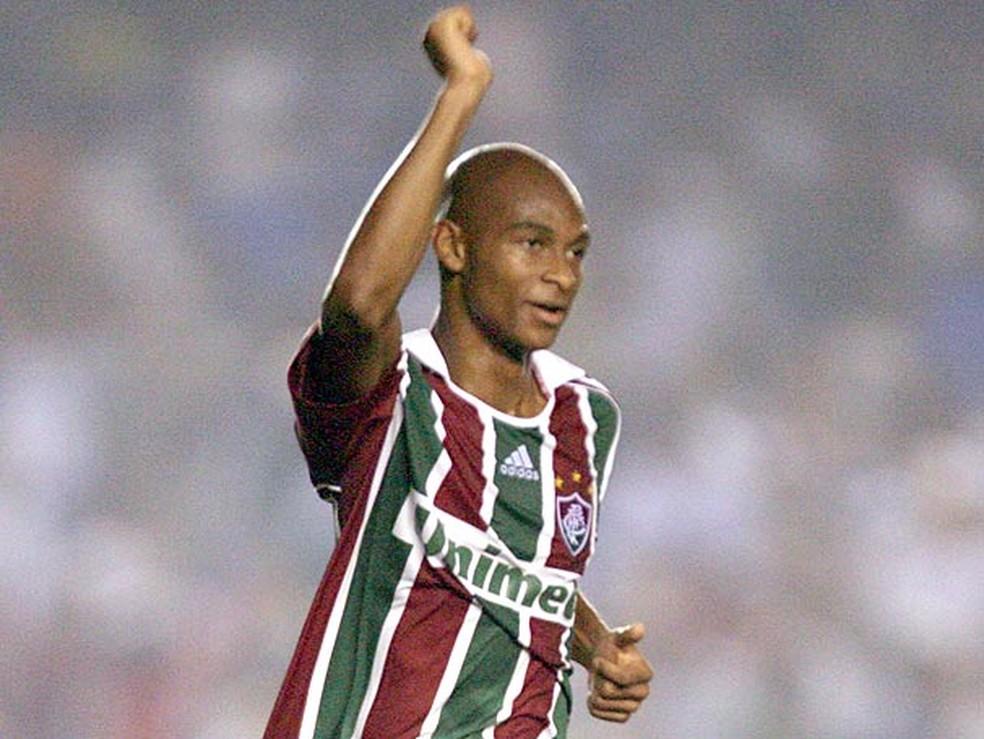 Tartá foi revelado no Fluminense (Foto: Jorge William/ Agência O Globo)