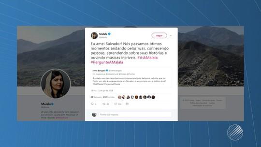 Paquistanesa Malala troca mensagens com Ivete Sangalo em rede social