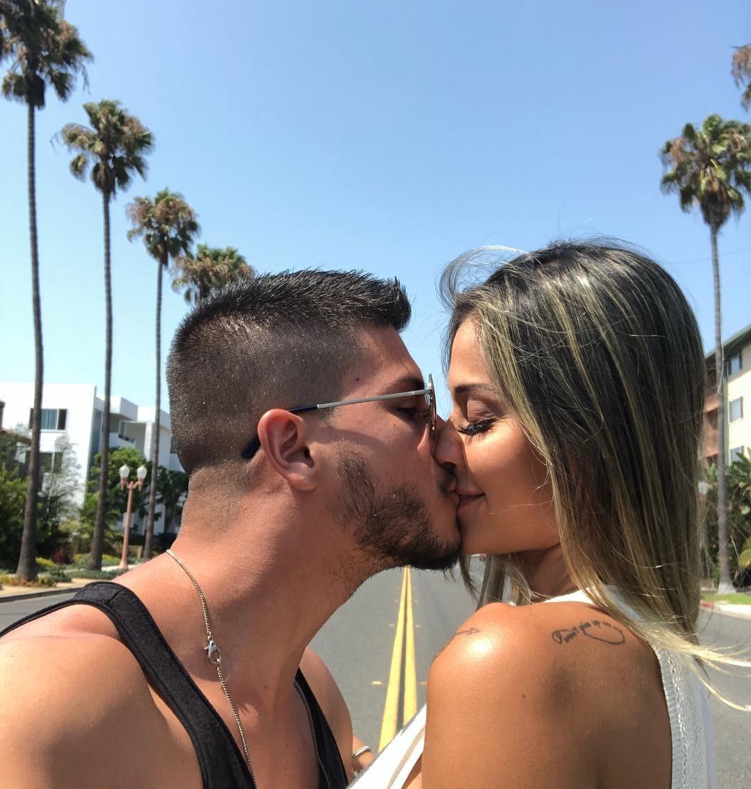 Mayra Cardi e Arthur Aguiar (Foto: Reprodução/ Instagram)