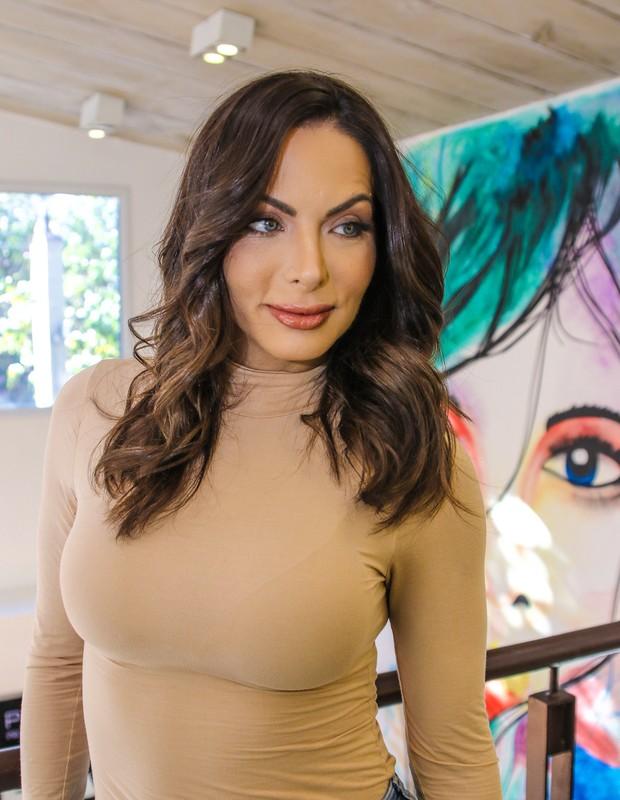 Carla Prata (Foto: Thiago Duran/AgNews)
