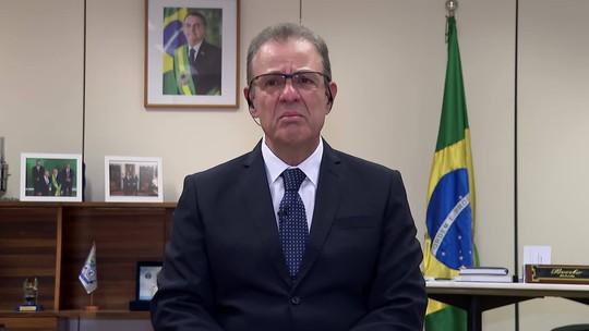 Ministro fala sobre as expectativas para o megaleilão do pré-sal