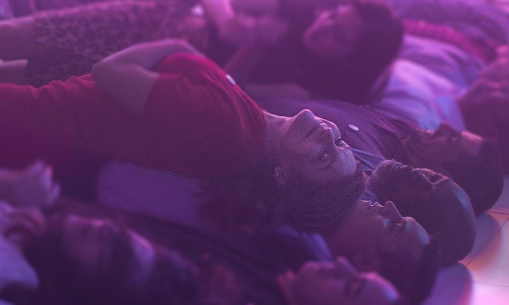 Dira Paes em 'Divino amor' — Foto: Divulgação/Victor Juca