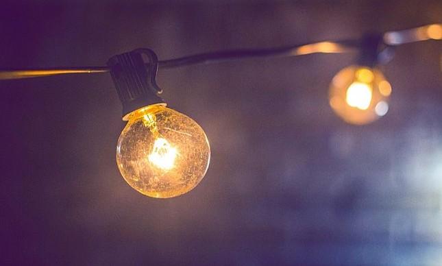 Energia, eletricidade, lâmpada, luz