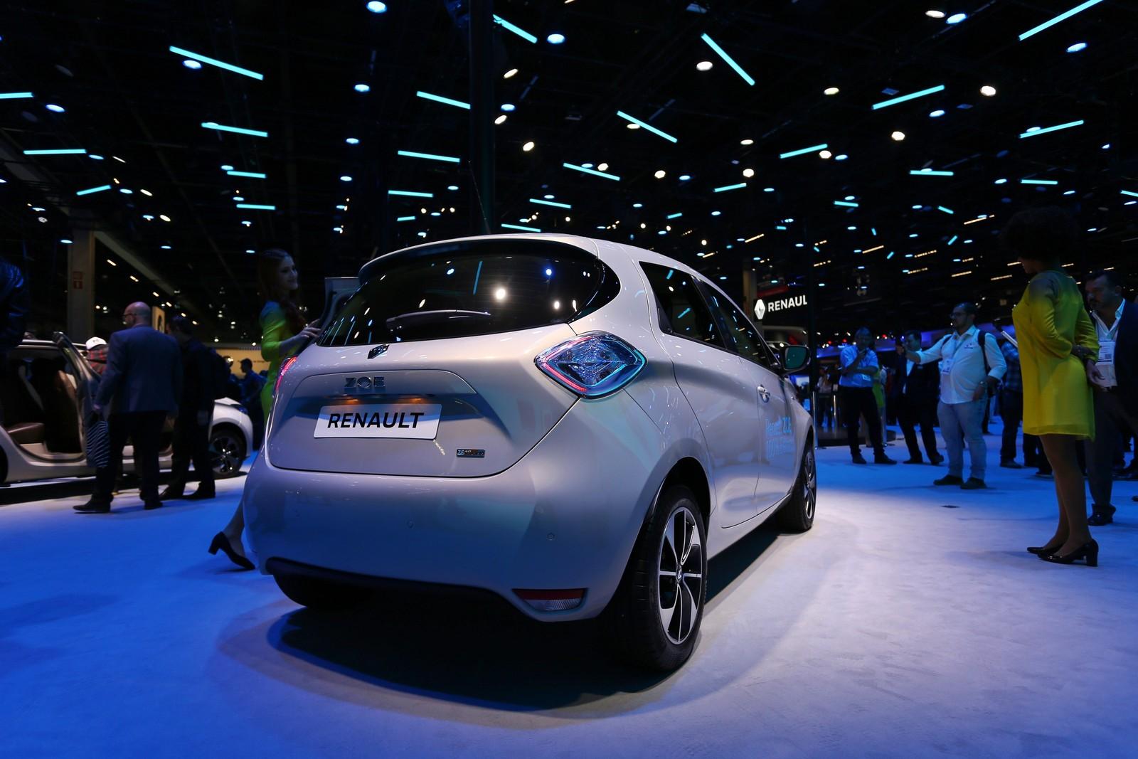 Renault quer aprender com Zoe para vender Kwid elétrico no Brasil Q98a0205-01