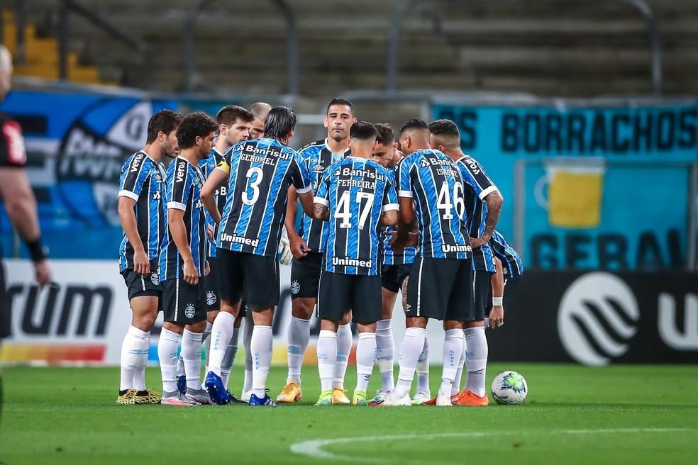 Grêmio Juventude Copa do Brasil — Foto: Lucas Uebel/Divulgação Grêmio