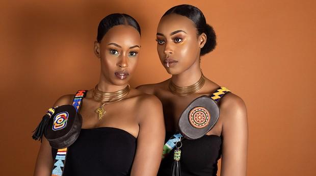 """""""Eu queria mostrar a beleza da África por meio de peças contemporâneas e artesanais"""", disse a empreendedora (Foto: Divulgação)"""