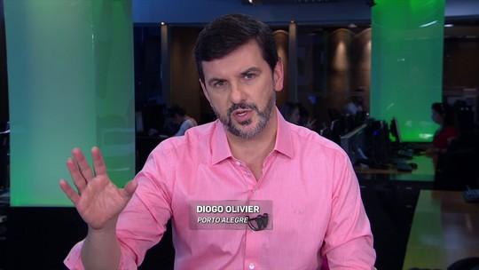 """Jornalista avalia contratação de Roger pelo Internacional: """"Boa alternativa ao Damião"""""""
