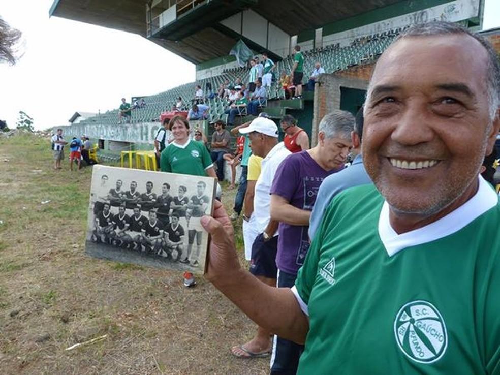 Adair Bicca foi jogador e treinador do time profissional e das categorias de base no Gaúcho de Passo Fundo (Foto: Divulgação)