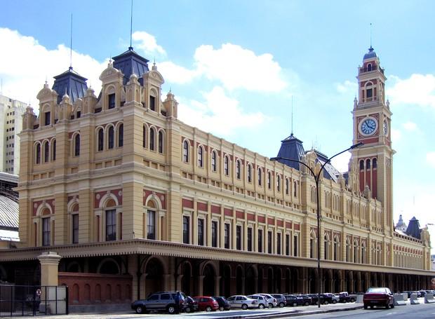 o-que-é-patrimônio-cultural Estação da Luz, em São Paulo (Foto: Governo do Estado de São Paulo/Reprodução)