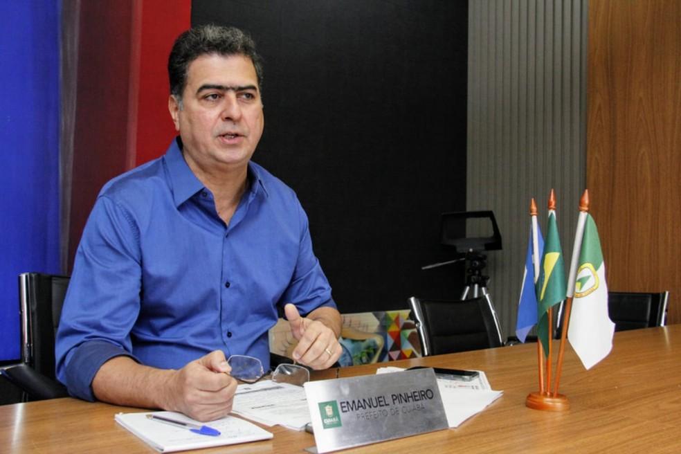 Prefeito de Cuiabá prorroga decreto para manter comércio fechado e ...