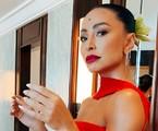 Sabrina Sato no Copacabana Palace neste mês | Reprodução/Instagram