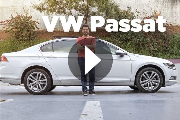 Vídeo: Volkswagen Passat Highline (Foto: Marcos Camargo)