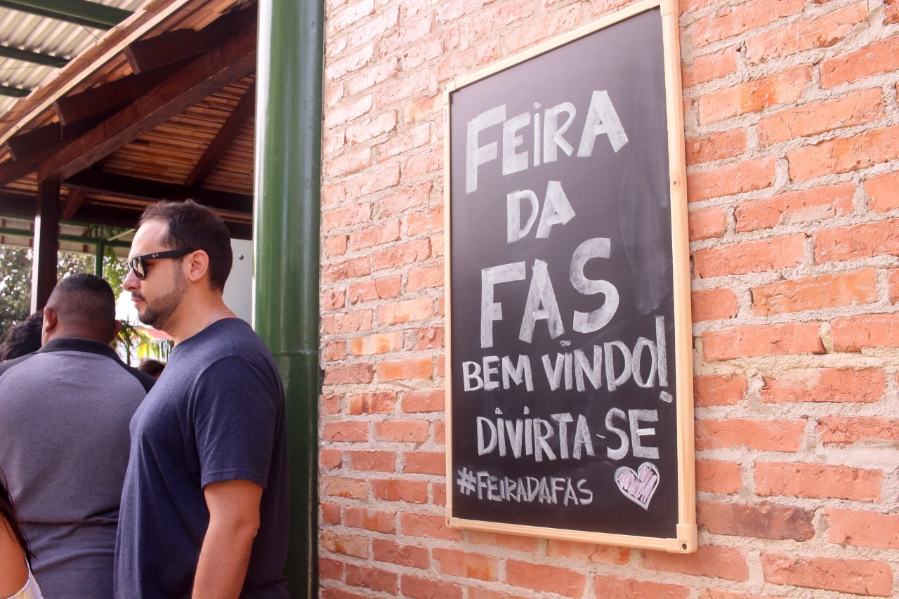 Feira da FAS adia inscrições de expositores para esta quinta-feira (17)