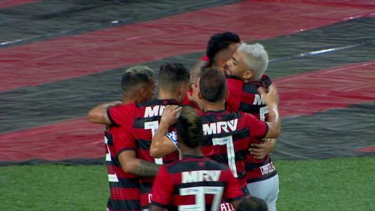 Dourado, Gabigol ou Uribe? Quem deve ser o centroavante titular do Flamengo para a Libertadores?
