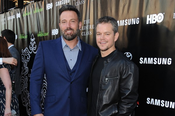 Ben Affleck e Matt Damon (Foto: Getty Images)