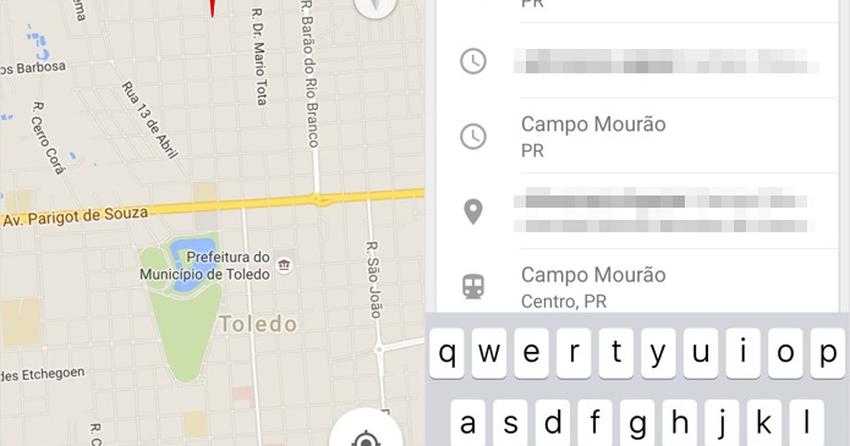 Como usar mapas offline no Google Maps para Android e iOS