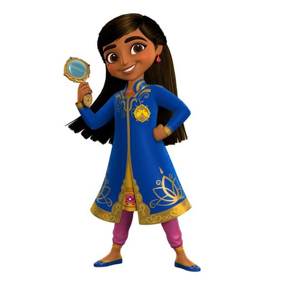 Disney Vai Criar Desenho Inspirado Na Cultura Indiana Pop Arte