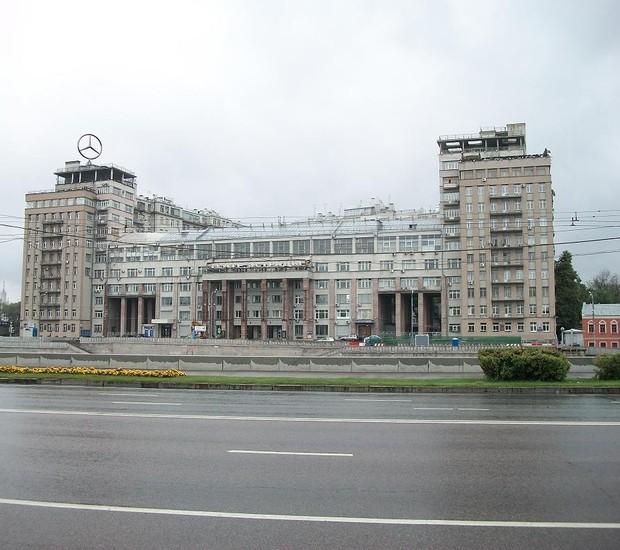 O local foi construído para abrigar a elite soviética, e tinha vários luxos para a época (Foto: Reprodução)