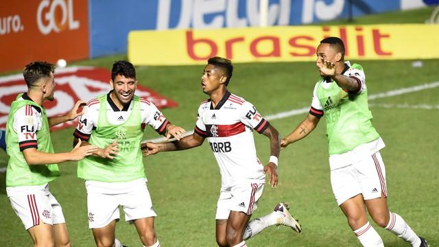 Flamengo Vasco Bruno Henrique
