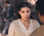 Gabriela Medvedovski é Pilar em 'Nos tempos do Imperador'   TV Globo