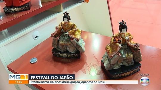 Belo Horizonte recebe sétimo Festival do Japão em Minas