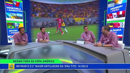 Comentaristas aprovam provável escolha de Tite por Fernandinho para substituir Casemiro