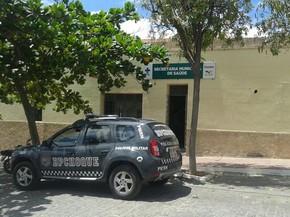Resultado de imagem para OPERAÇÃO POLICIAL SANGRIA CARAUBAS