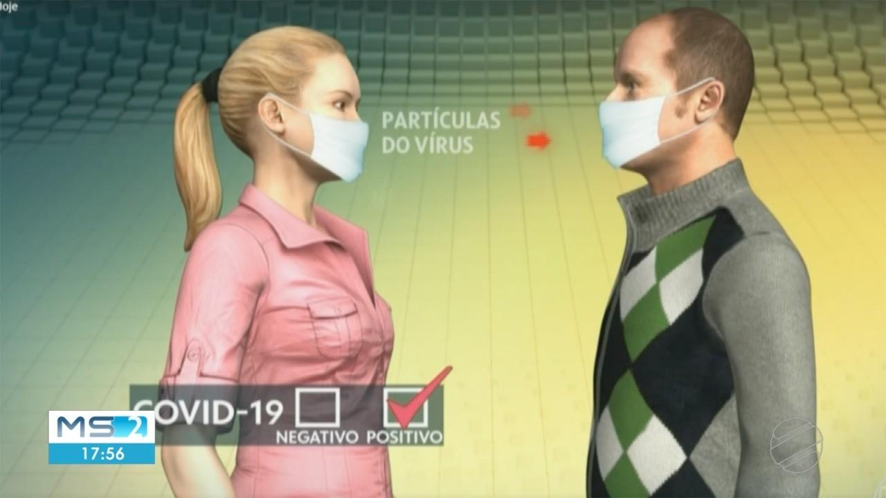 Mesmo com vacinação, uso da máscara ainda é essencial pra evitar contágio