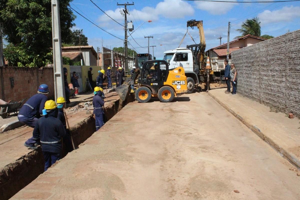 Moradores de 7 bairros de Boa Vista devem fazer ligação à rede de esgoto da Caer