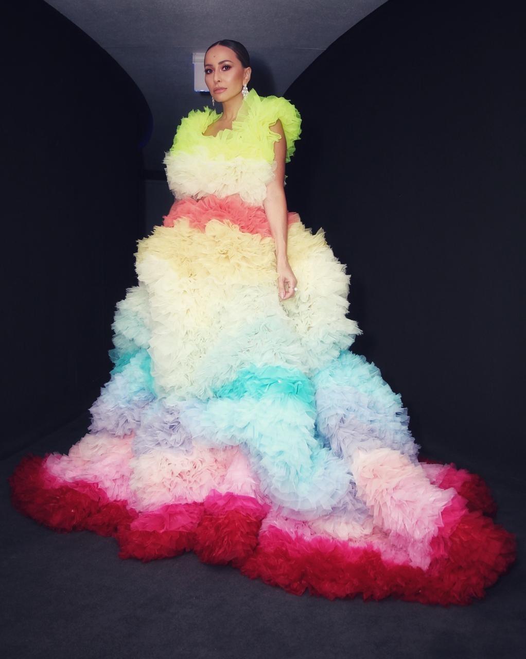 Sabrina Sato (Foto: Foto: Vogue Brasil)