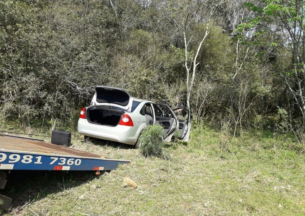 Veículo havia sido roubado em agosto, em Porto Alegre (Foto: Polícia Civil/Divulgação)