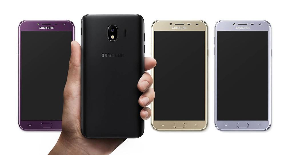 577176af9 Galaxy J4 x Galaxy J4 Plus  saiba o que muda em ficha técnica e ...