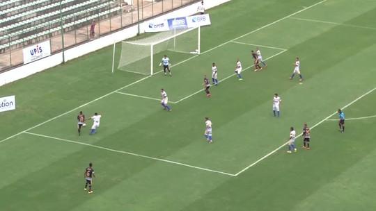 Com gol nos acréscimos, Sobradinho arranca empate com o Paranoá